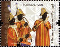 [African Heritage in Portugal, Typ CXD]