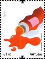 [The Stamps and the Senses - The 100th Anniversary of the Birth of Louis Braille, Typ CZE]