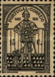 [The 500th Anniversary of the Death of Alvares Pereiras, type DB]