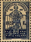 [The 500th Anniversary of the Death of Alvares Pereiras, type DB4]