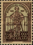 [The 500th Anniversary of the Death of Alvares Pereiras, Typ DB5]