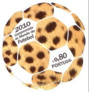 [Football World Cup - South Africa. Self Adhesive Stamp, type DBQ]