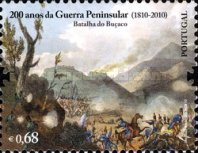 [The 200th Anniversary of the Peninsular War, type DDE]