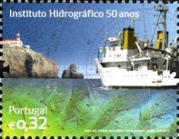[The 50th Anniversary of the Hydrographic Institute, type DDG]