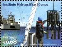 [The 50th Anniversary of the Hydrographic Institute, type DDH]