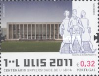 [The 100th Anniversary of Higher Education Institutions, type DEW]