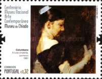 [Paintings - The 100th Anniversary of the Museo Nacional de Arte, type DFV]