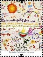 [Traditional Portuguese Embroideries, type DGF]