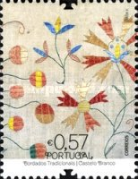 [Traditional Portuguese Embroideries, type DGH]