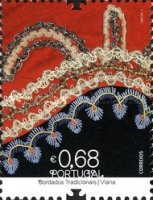 [Traditional Portuguese Embroideries, type DGI]