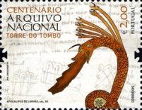 [The 100th Anniversary of the National Archive - Torre do Tombo, type DGT]
