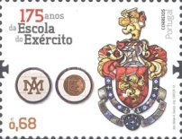 [The 175th Anniversary of the Escola do Exército, type DIL]