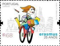 [The 25th Anniversary of Education Project Erasmus, type DJG]