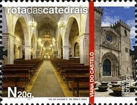 [Architecture - Route of the Portuguese Cathedrals, type DJK]
