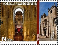 [Architecture - Route of the Portuguese Cathedrals, type DJN]