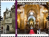 [Architecture - Route of the Portuguese Cathedrals, type DJP]