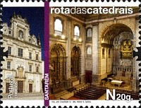 [Architecture - Route of the Portuguese Cathedrals, type DJR]