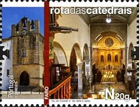 [Architecture - Route of the Portuguese Cathedrals, type DJT]