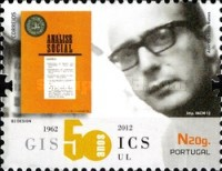 [The 50th Anniversary of the Institute of Social Sciences, University of Lisbon, type DJU]