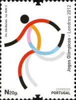 [Olympic Games - London, England, type DJY]