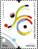 [Paralympic Games - London, England, type DKB]