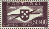 [Stamps. Overprints, type DL9]