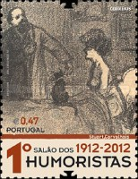 [The 100th Anniversary of the 1st Hall of Humorists, type DLW]