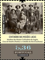 [The 100th Anniversary of the Lay Missions in Africa, Typ DOC]