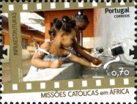 [Catholic Missions in Africa, Typ DPA]