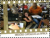 [Catholic Missions in Africa, Typ DPC]