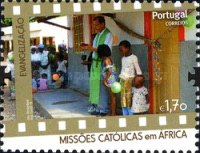 [Catholic Missions in Africa, Typ DPD]