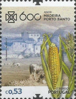 [The 600th Anniversary of the Discovery of Porto Santo, Typ EJU]