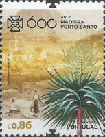 [The 600th Anniversary of the Discovery of Porto Santo, Typ EJW]