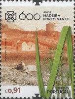 [The 600th Anniversary of the Discovery of Porto Santo, Typ EJX]