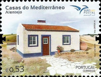 [EUROMED Issue - Houses in the Mediterranean, Typ EKF]