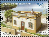 [EUROMED Issue - Houses of the Mediterranean, Typ EKG]