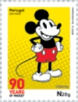 [Comics - The 90th Anniversary of Mickey Mouse, Typ ELC]