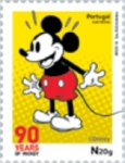 [Comics - The 90th Anniversary of Mickey Mouse, Typ ELD]