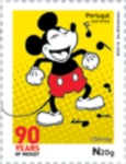 [Comics - The 90th Anniversary of Mickey Mouse, Typ ELE]