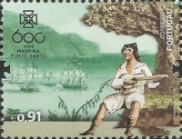 [The 600th Anniversary of the Discovery of Madeira, type EOS]
