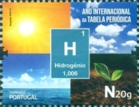 [International Year of the Periodic Table, type EPD]