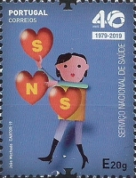 [The 40th Anniversary of the SNS - National Health Service, type EPR]