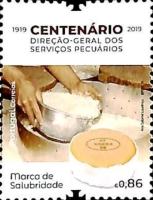 [The 100th Anniversary of the Directorate-General for Livestock Services, type EPU]