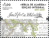 [The 200th Anniversary of the First Unabridged Edition of the Almeida Bible, type ERA]