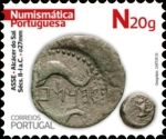 [Definitives - Portuguese Numismatics, type ESI]