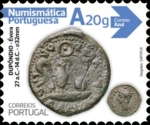 [Definitives - Portuguese Numismatics, type ESJ]