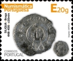 [Definitives - Portuguese Numismatics, type ESK]