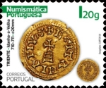[Definitives - Portuguese Numismatics, type ESL]