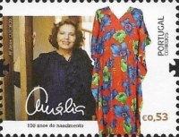 [The 100th Anniversary of the Birth of Amália Rodrigues, 1920-1999, type ETP]