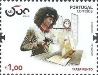 [The 500th Anniversary of Mail in Portugal, type EUV]